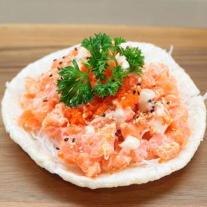 broghies-with-smoked-salmon