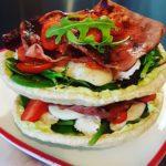 Broghie Open Club Sandwich